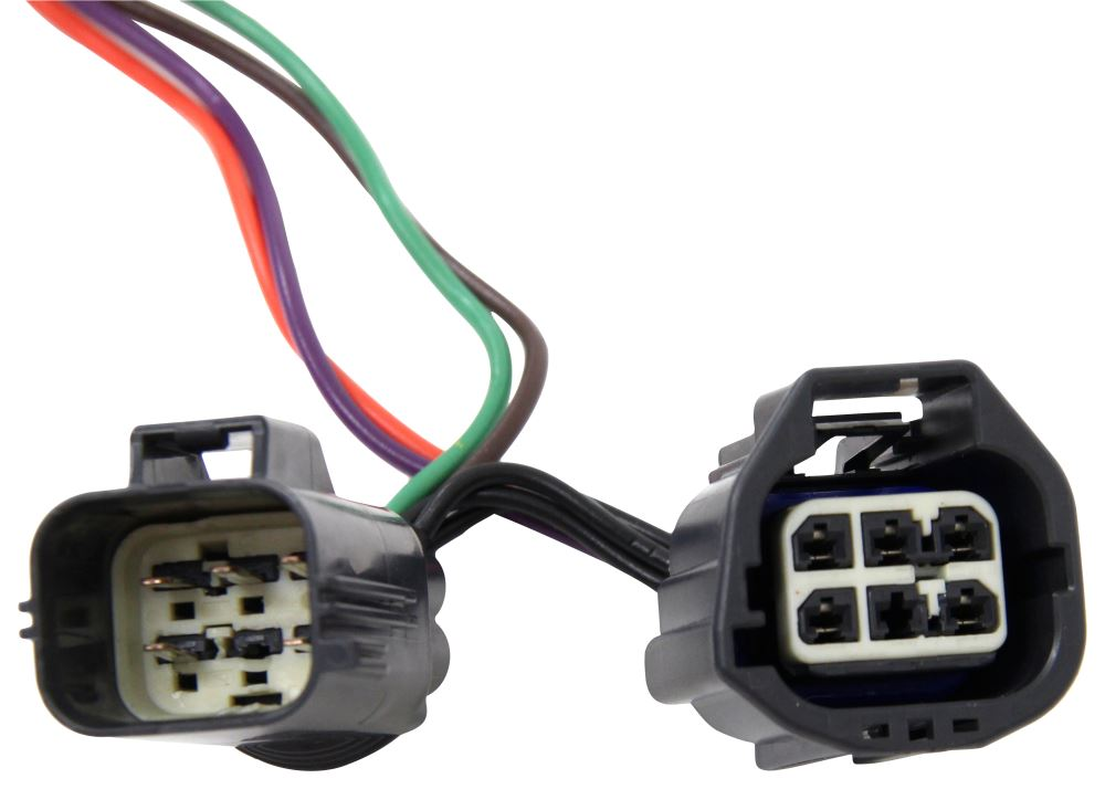 2013 Ford Focus Tow Bar Wiring