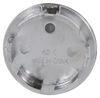"Lionshead Trailer Wheel Center Cap w/ Snap-In Plug - 3.19"" Pilot - Stainless Steel 3.19 Pilot Size LHCS102-SI60C"