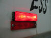 0  trailer lights optronics clearance 4l x 1w inch in use