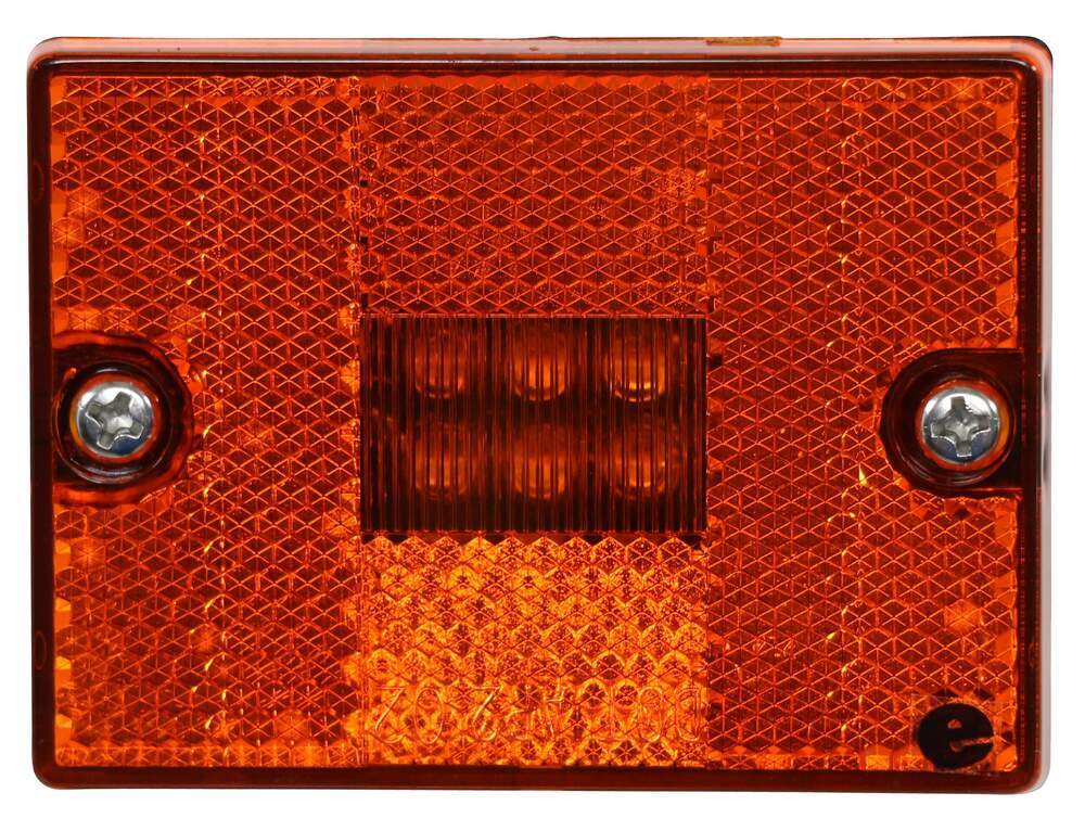 Trailer Lights MCL36AB - Rear Clearance,Side Marker - Optronics