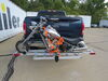 "MaxxTow MaxxHaul Aluminum Motorcycle Carrier for 2"" Hitches - 400 lbs Aluminum MT70101"