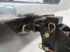 0  trailer hitch ball mount maxxtow three balls drop - 6 inch rise mt70197