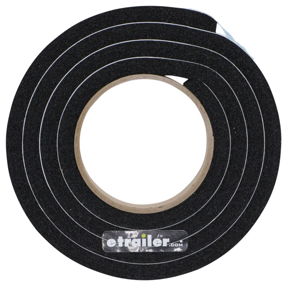 """Replacement Bulkhead Seal for BAKFlip Truck Bed Tonneau Covers - 3/8"""" Thick x 65"""" Long Seals PARTS-326A0004"""