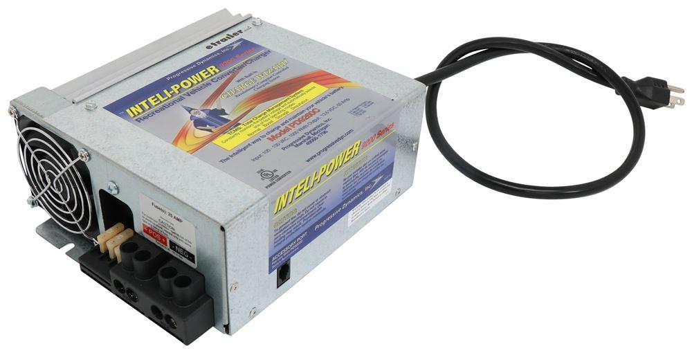 Progressive Dynamics Inteli-Power 9100 Series 60 Amp Converter//Charger
