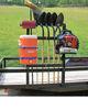 Shovel Rack for Pack'em Racks - Utility Trailer - Qty 2 Shovel Rack PK-23
