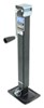 "Pro Series Square Jack with Footplate - Drop Leg - Sidewind - 28-11/16"" Lift - 5,000 lbs Drop Leg PS1400850383"