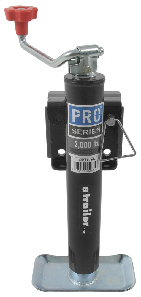 Pro Series Weld-On Trailer Jack - PS1401140303