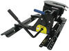 pro series fifth wheel hitch and install rails double pivot
