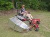 Rack'em Multi-Mount Grass Catcher - Aluminum and Stainless Steel Lawn Mower Grass Catcher Parts RCMMS4