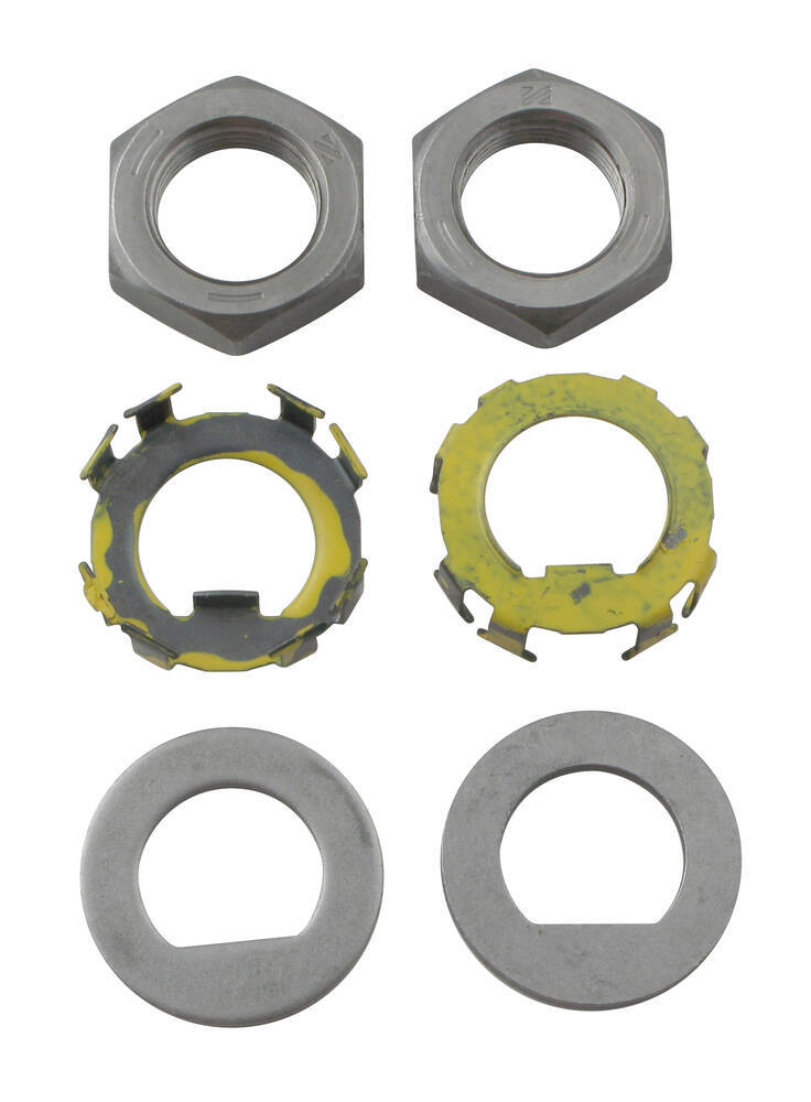 6-191 Dexter Trailer Wheel Spindle Nut