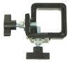 brophy hitch anti-rattle standard fits 2 inch stabilizer bracket for receiver - black powder coated steel
