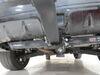 0  hitch anti-rattle brophy standard universal stabilizer bracket for 2 inch receiver - black powder coated steel