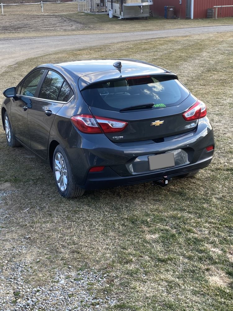 2018 Chevrolet Cruze Curt T