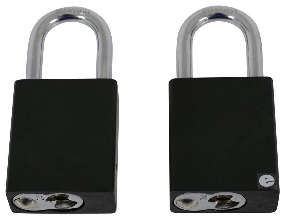 2 Padlocks For Q-Disconnect Roadmaster 303 Coupler Padlock Set 1 For Tow Bar