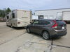 """RoadMaster 68"""" Single Hook, Coiled Safety Cables - 6,000 lbs 6000 lbs GTW RM-643 on 2013 Honda CR-V"""