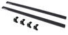"Rhino-Rack Vortex Crossbar System for Retrax XR Series Tonneau Covers - Black - 71"" Long Crossbars RRVA180B-RRRLT600"