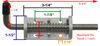 Enclosed Trailer Parts SL716SS - 2 Inch Long - Redline