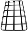 "Surco Safari Rack 5.0 Rooftop Cargo Basket for Yakima Roof Racks - 84"" Long x 50"" Wide Round Bars SPS5084-Y400"