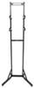 SportRack Upright Bike Storage Stand - Adjustable - 2 Bikes Black SR0012