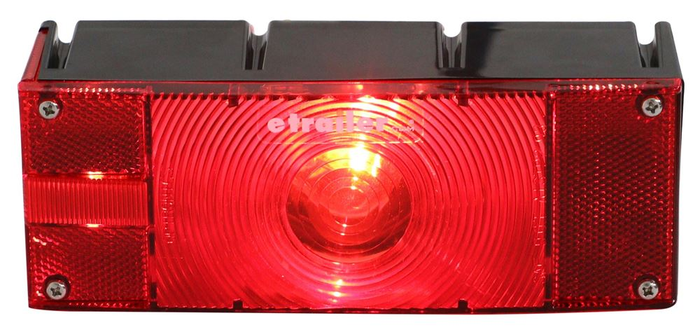 Optronics Boat//Utility Trailer Submersible Driver Side Combination Tail Light
