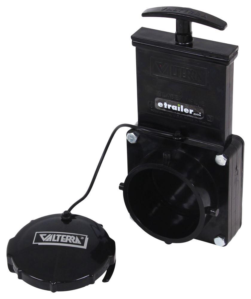 T50C - Stationary Valve Valterra RV Sewer