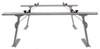 thule ladder racks truck bed fixed height t-rac pro2 rack for full-size pickups - mount 1 000 lbs