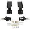 Trailer Leaf Spring Suspension TASR7KS01 - Axle Replacement System - Timbren