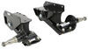 Timbren Axle-Less Trailer Suspension System - Spindle w/ Brake Flange - Regular Tires - 7K 7000 lbs TASR7KS01