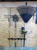 TH6B - Multi-Tool Rack Brophy Hooks and Hangers,Tool Rack