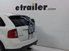 Thule Archway XT 2-Bike Rack - Trunk Mount - Adjustable Arms 6 Straps TH9009XT on 2013 Ford Edge