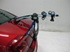 Thule Archway XT 2-Bike Rack - Trunk Mount - Adjustable Arms 6 Straps TH9009XT