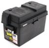 TLA7730 - Black Plastic TorkLift Camper Battery Box