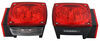 Optronics Stop/Turn/Tail,Side Reflector,Rear Reflector,License Plate Trailer Lights - TLL28RK