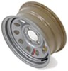 "Taskmaster Steel Modular Trailer Wheel - 14"" x 6"" Rim - 5 on 4-1/2 - Silver Standard Rust Resistance TTW460545SM1"