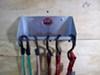 "Tow-Rax Strap Hanger - Aluminum - 8"" Long x 4-1/2"" Tall x 3"" Deep 8 Inch Long TWSP8SHA"