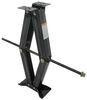 ultra-fab products camper jacks scissor jack bolt-on weld-on uf48-979006