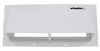 """Ventline Exterior Wall Vent for RV Range Hood - Locking Damper - 5/8"""" Collar - White White V2111-03"""