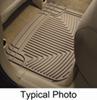 WTW358TN - Second Row WeatherTech Floor Mats